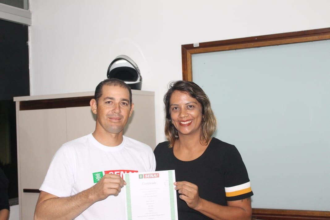 Trabalhadores formados em Cruzeiro do Sul 2