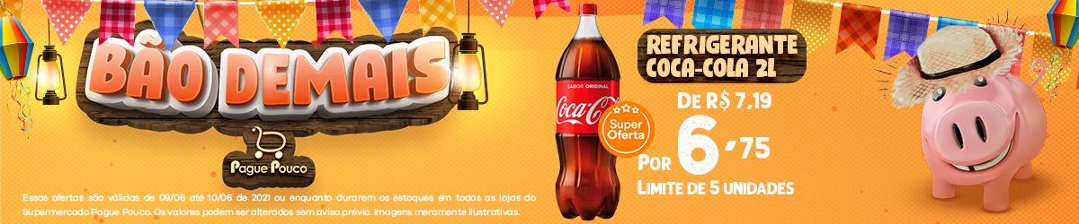 Pague Pouco – Coca Cola